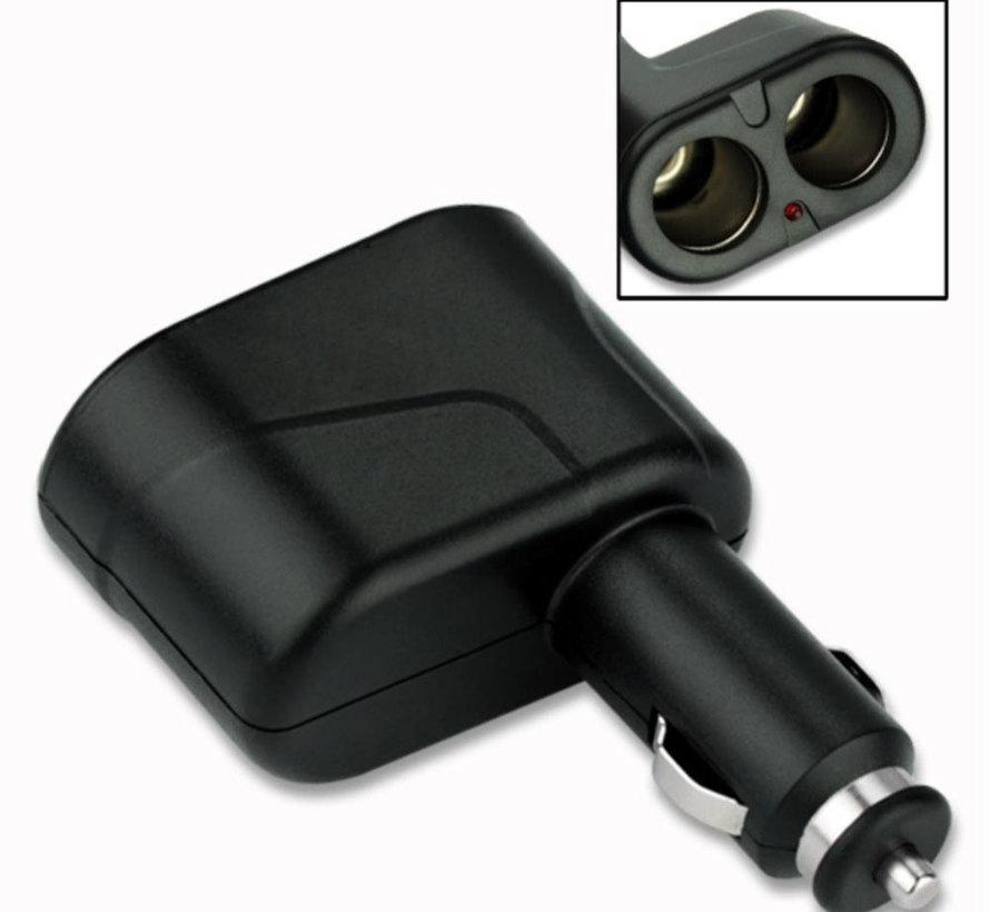 12V/24V power splitter