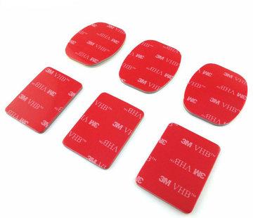 Allcam 3M dashcam houder sticker set