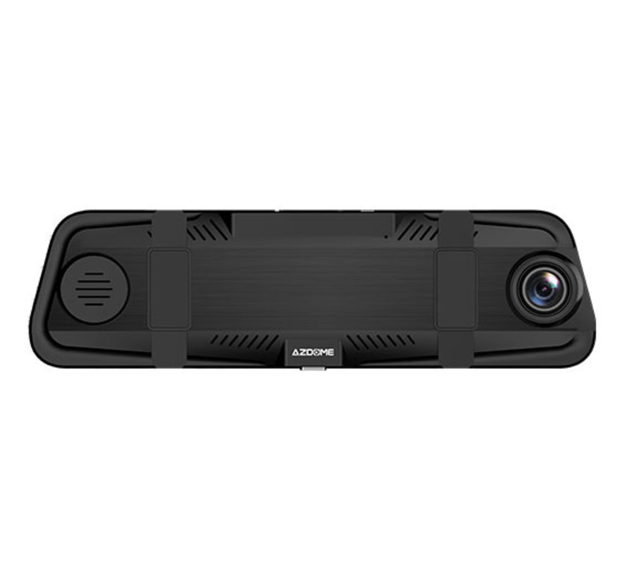 AZDome PG02 2CH Full Mirror GPS Touch 32gb dashcam