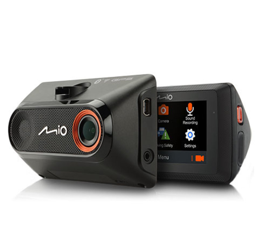 Mio MiVue 788 Touch Connect Wifi GPS dashcam