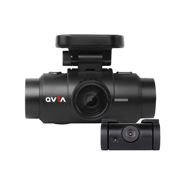 Qvia Qvia QR790 WD 2CH Dual Wifi GPS 16gb dashcam