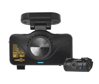 LUKAS LUKAS LK-7950 WD 2CH 16gb Wifi GPS dashcam