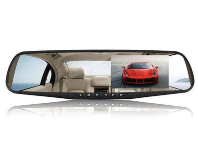 Allcam Mirror FullHD 1080p 1CH Clear dashcam