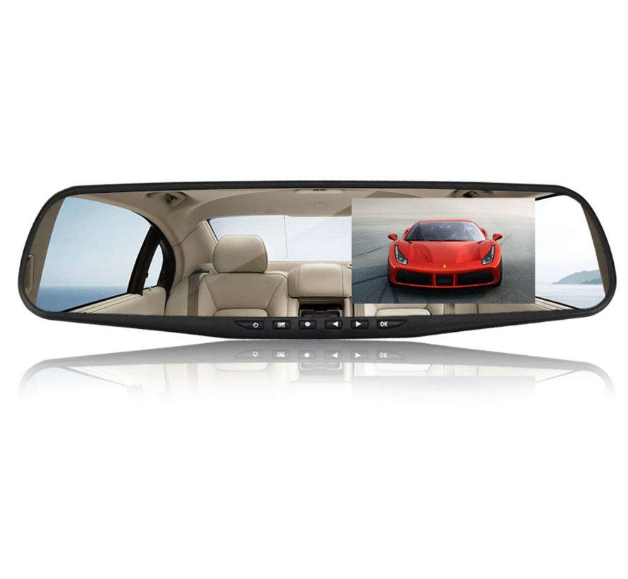 Mirror FullHD 1080p 1CH Clear dashcam