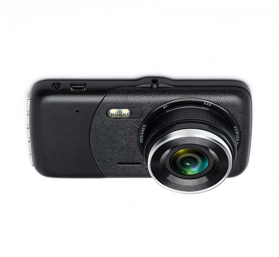 Y900 2CH Dual 4.0 inch LCD FullHD dashcam