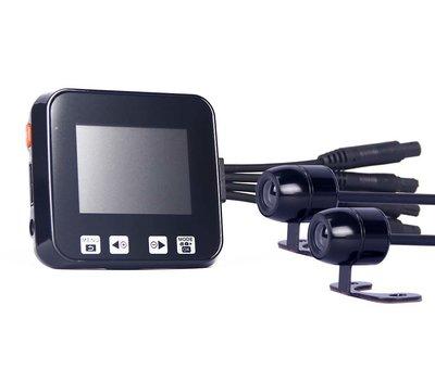 Motocam Motocam C6 HDR 2CH Dual motor dashcam
