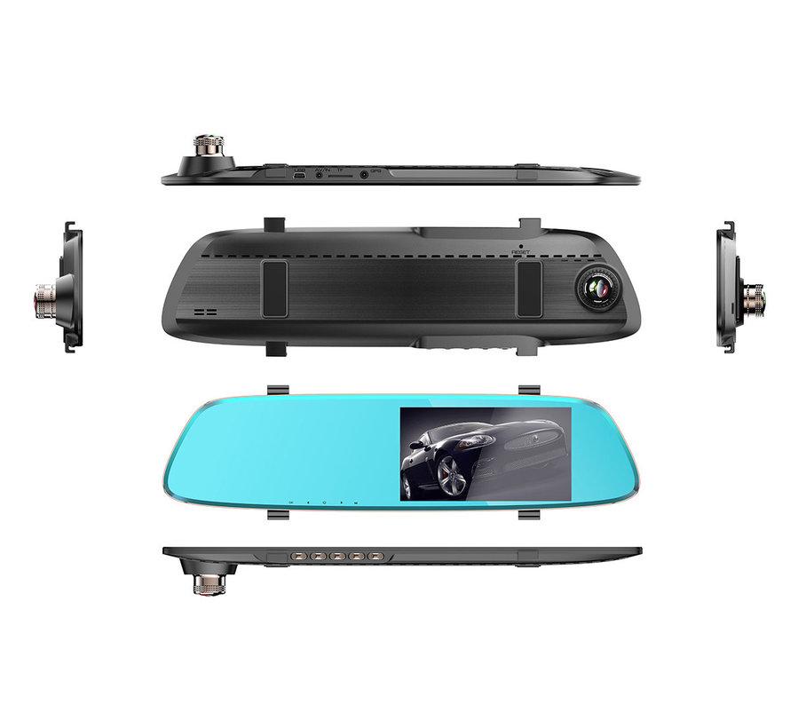Anytek T33+ Mirror 2CH Dual FullHD dashcam