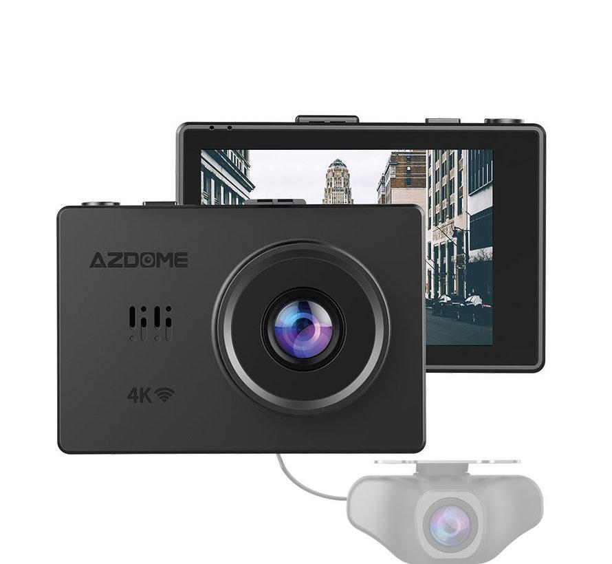AZDome M10 Pro 4K Touch Wifi GPS dashcam