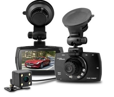 Allcam G30B 2CH Dual IR FullHD dashcam