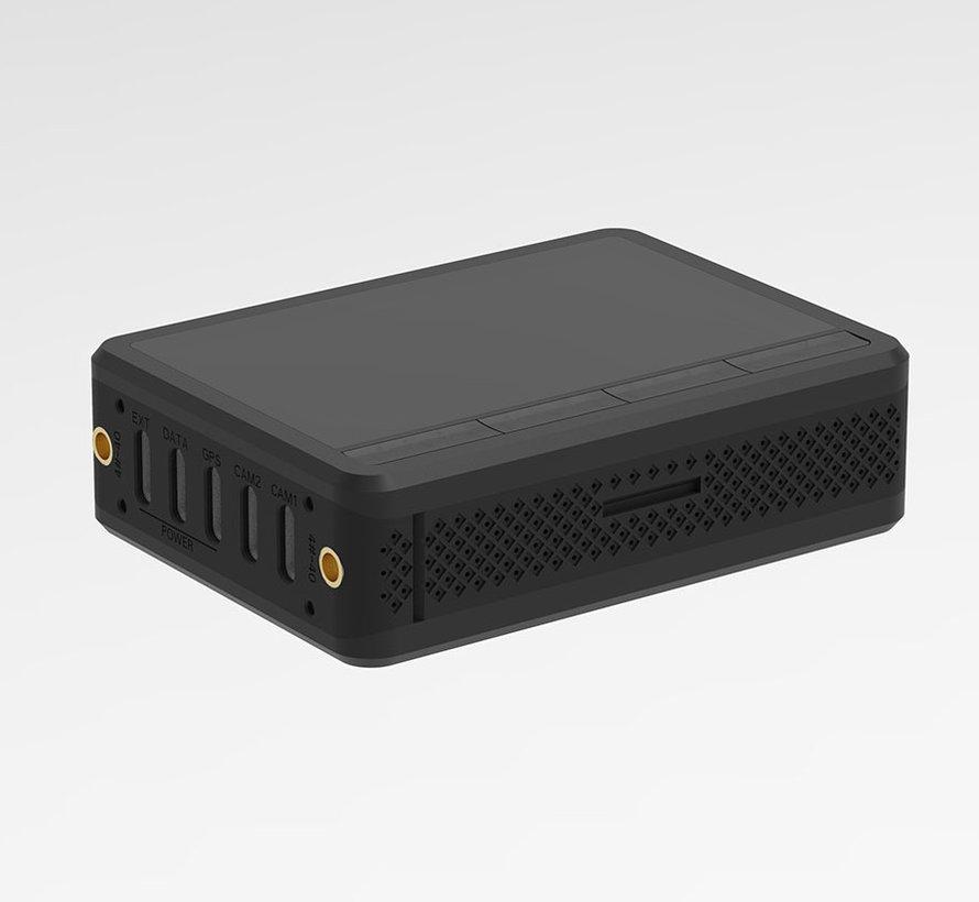 Camdii K2S 2CH Dual Wifi GPS dashcam