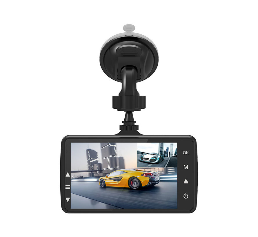 ThiEYE Carbox 5R 2CH Dual 32gb dashcam