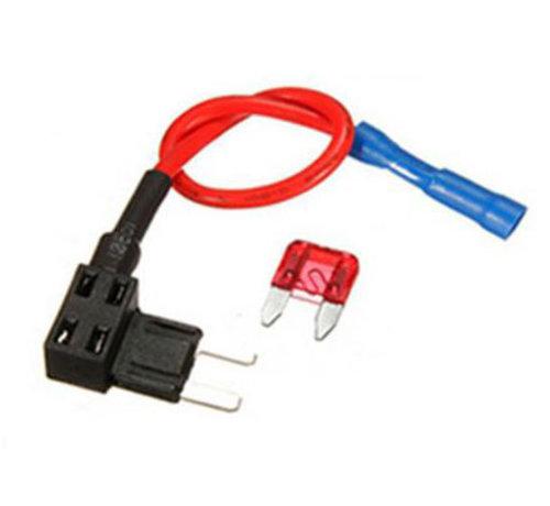 Allcam Add-a-Circuit zekeringhouder Mini 10A