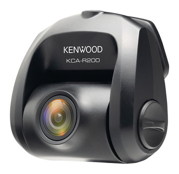 KENWOOD KENWOOD KCA-R200 Quad HD achter camera