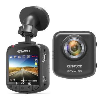 KENWOOD KENWOOD DRV-A100 16gb HD dashcam