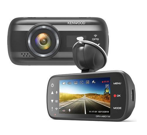 KENWOOD KENWOOD DRV-A601W 64gb Wifi GPS 4K dashcam