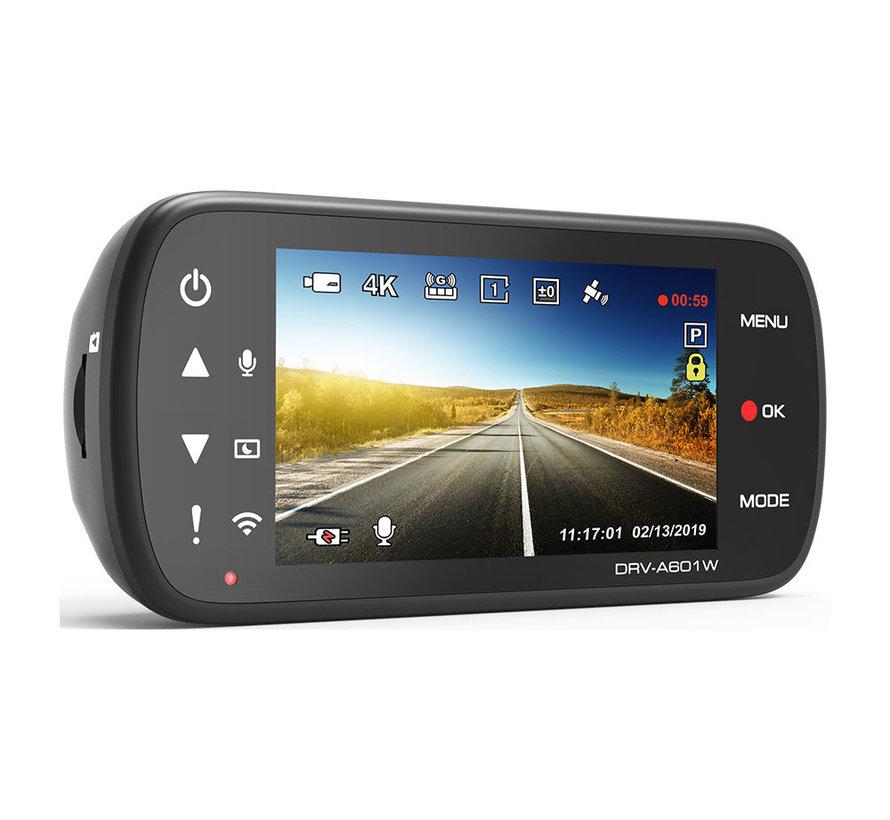 KENWOOD DRV-A601W 64gb Wifi GPS 4K dashcam