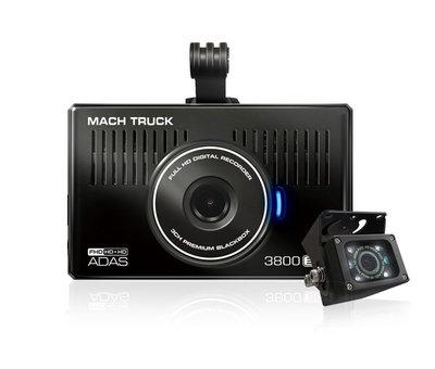 MACH Truck MACH Truck 3800 2CH FullHD 32gb vrachtwagen dashcam