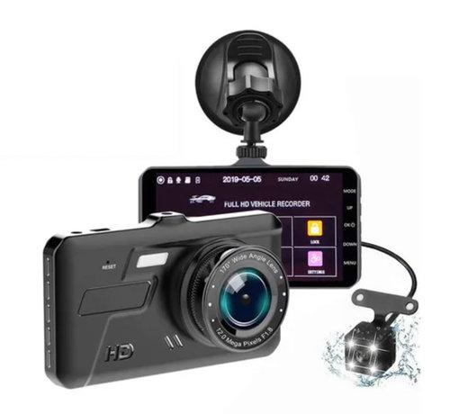 Allcam Allcam Y950T Touch 2CH Dual 4.0 inch FullHD dashcam