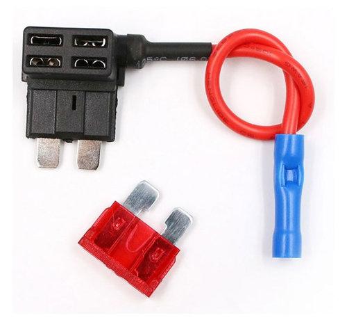 Allcam Add-a-Circuit zekeringhouder Standaard