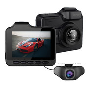 Allcam GT85 4K Ultra HD 2CH Dual Wifi GPS dashcam