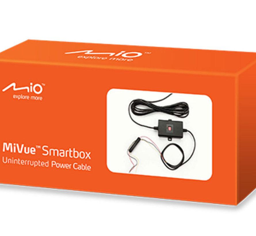 Mio MiVue Smartbox 3 continue voeding