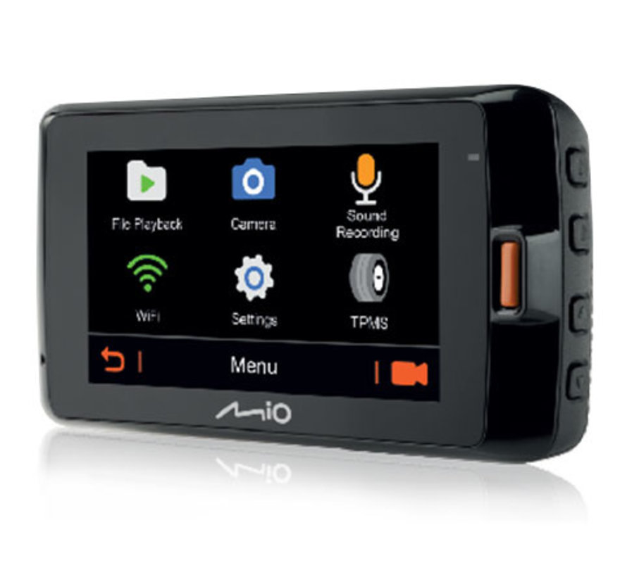 Mio MiVue 792 Wifi Pro FullHD Night vision dashcam