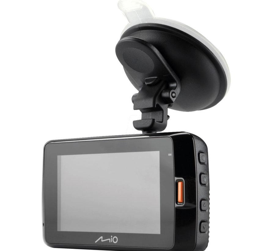 Mio MiVue 798 Dual 2CH Wifi GPS Wide QHD dashcam