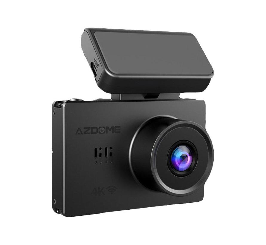 AZDome M10 Pro dashcam - Continue voeding - Rear cam - 128gb