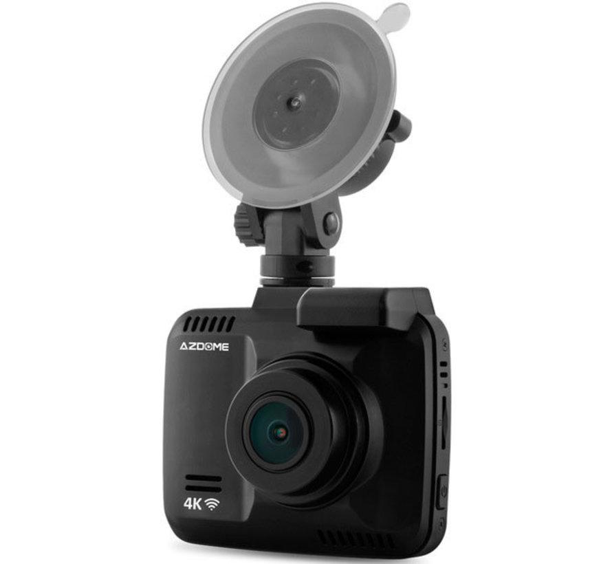 AZDome GS63H 4K 1CH dashcam - Continue voeding