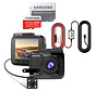 AZDome GS63H 4K 2CH Dual dashcam - Continue voeding  - 128gb