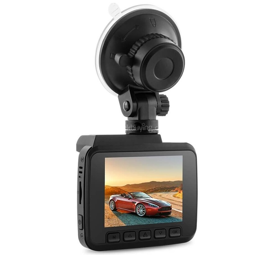 AZDome GS63H 4K 2CH Dual dashcam - Continue voeding