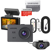 AZDome AZDome M10 Pro dashcam - Continue voeding - Rear cam - 128gb