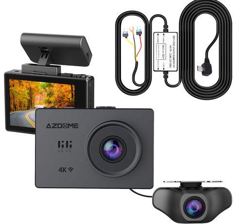 AZDome AZDome M10 Pro dashcam - Continue voeding - Rear cam