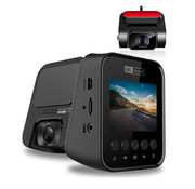 Allcam T810 4K Ultra HD 2CH Dual Wifi GPS dashcam