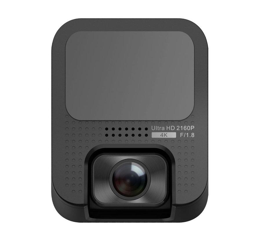 T810 4K Ultra HD 2CH Dual Wifi GPS dashcam