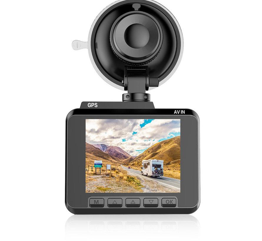AZDome M06 4K 1CH Wifi GPS dashcam
