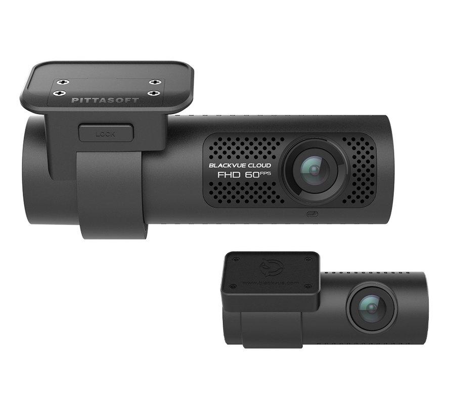 BlackVue DR750X-2CH Dual 32gb Cloud Wifi GPS dashcam