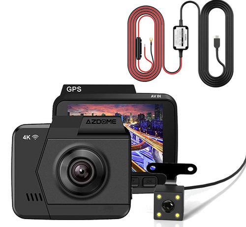 AZDome AZDome M06 4K dashcam - Continue voeding - Rear cam