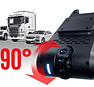 LUKAS K900 QuadHD Touch Wifi GPS 32gb dashcam