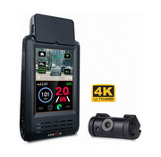 LUKAS LUKAS H900 4K Touch Wifi GPS 128gb dashcam