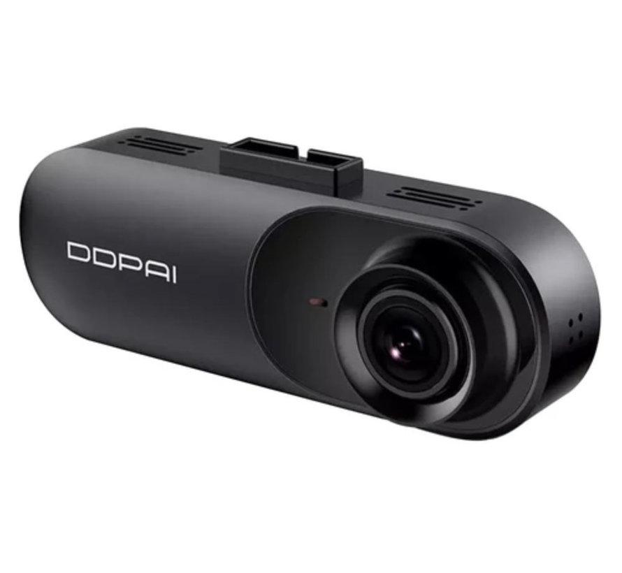 DDPai Mola N3 QuadHD Wifi GPS - Continue voeding - 128gb