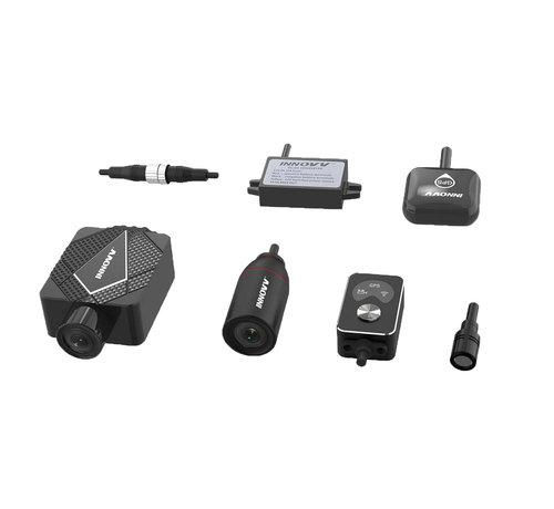Innovv Innovv K5 True 4K 2CH Dual True 4K Wifi GPS motor dashcam