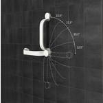 Etac Etac Flex Wandbeugel - Schroefmontage