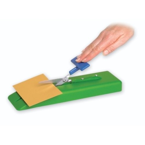 Tafelschaar op plastic voet 75mm