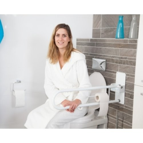 Atlantis Bathroomsolutions Wandbeugel Opklapbaar 76 cm