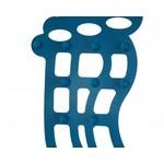Atlantis Bathroomsolutions Anti-slip figuren grote voet 2st  Blauw