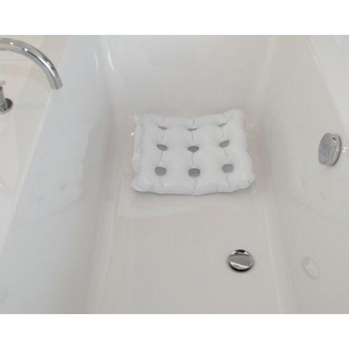 Atlantis Bathroomsolutions Opblaasbaar zitkussen bad
