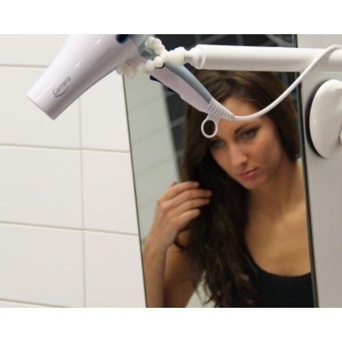 Mobeli Mobiele 2-vinger klemhouder met zwenkarm