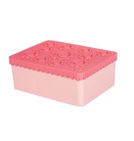 BLAFRE Blafre boîte à lunch 3 compartiments fleurs rose