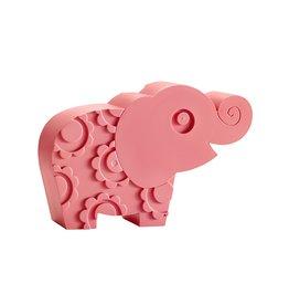 BLAFRE Blafre boîte à lunch 2 compartiments éléphant rose